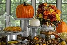 Thanksgiving / Thanksgiving decor ideas, recipes, traditions, craft projects and tips