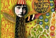 Beautiful Art Journal / by Jennifer Knickerbocker