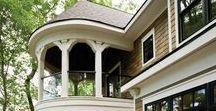 Interior Design - Exteriors / Showcasing beautiful design for home exteriors.
