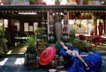 Tony Duquette / Interior designer Tony Duquette, more is more / by Eva Galvez