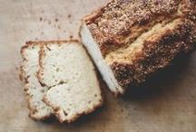 Bread / by Kristin Villalovos