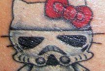 Tattoos / by Jeannie McCoy