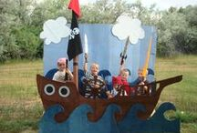 Pirate Party / Tylers 4th Birthday