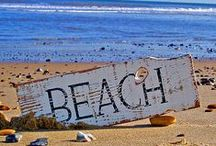 beach style / by Christine Cleary-Hanson