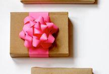 Gifts / by Jennifer Santos
