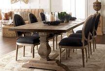 Dining Room / by Kristin Villalovos