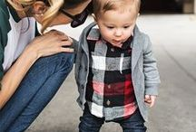 My little man / Cute clothes for the little boy in your life. Boy clothes can be so handsome!