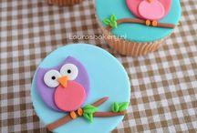 I love food - Cupcakes