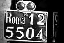 Design. Automotive. / Design. Automotive. Icons. Driving. Typography. Architecture. Posh garages.