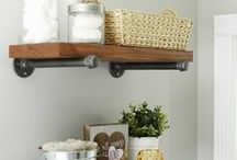 DIY-Home Edition / Craft projects for your home. Furniture DIY to help you save money.