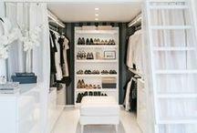 Waℓk in cℓosℯt / Walk in closet