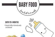 Cooking for Kids / Homemade baby food and other kid-approved recipes