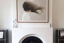 fierce fireplaces / Seriously gorgeous fireplaces