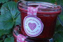 Marmelade und Konfitüüüüre :D