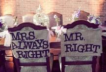Kooky Wedding Ideas / by Jen Hughes