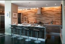 Contemporary Kitchen Tile-spirations