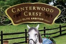 canterwood crest / my favorite book  series
