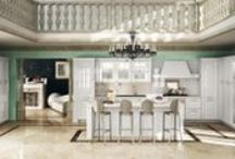 Del Tongo. Deruta / The elegance of ivory. Design by R&D Center