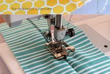 sewing tips & technique