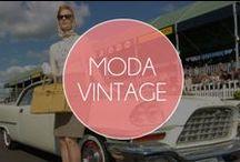 WZORCOWNIA Vintage / Z miłości do stylu #Vintage