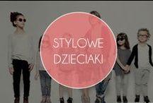 Stylish Kids / Moda w najmniejszym wydaniu . Bo styl i dobry gust wypracowuje się przez lata.