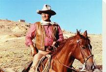 John Wayne / My hero