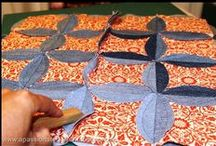 How to Quilt Tutorials / Need help getting started? Check out these great tutorials!