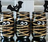 DIY Halloween Decorations / Give your home that extra spooky boost