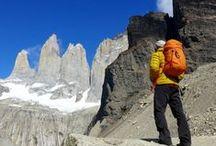 trekking patagonia / trekking por patagonia  Chile - Argentina