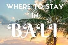 places on Bali