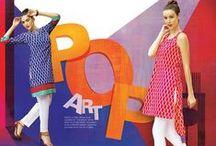 alkaram studio Spring/Summer Vol-2- Pop Art Collection
