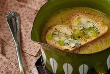 Casseroles, soups & stews