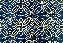 Pattern, Textiles