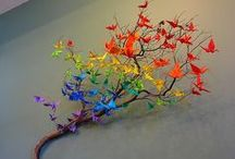 Decorate with branches