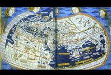 Mapas / Mapas del mundo clásico