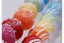 Cakepops / Lekkere cakelolly' s