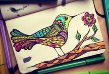 Tekenen / Leer hoe je realistisch kunt tekenen of geniet van de kunst van het tekenen