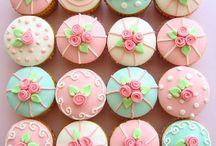Cupcakes en decoreren
