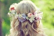 Hair Flowers / Crowns