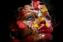 Alberto Seveso / Alberto Seveso is an Italian Designer, born in Milan in 1976. Today he lives and works in Portoscuso, a small town in the southwest of the Sardinian coast and in this corner of paradise, he began to take his first steps towards art, computer graphics and photography.