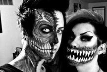Idée maquillage déguisement / Idées soirées déguisés
