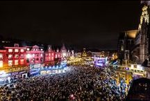 3FM Serious Request 2014 / 3FM Serious Request 2014 -  18 t/m 24 december, Grote Markt in Haarlem