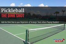 Pickleball Strategy / Pickleball strategies.