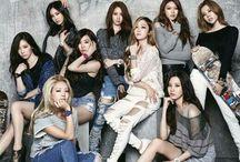 SNSD | 소녀시대 / Seohyun , Yoona , Sooyoung , Sunny , Yuri , Tiffany , Hyoyeon & Taeyeon