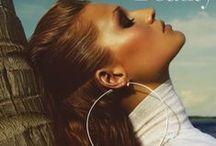 Girls in Hoops / A board dedicated to hoop earrings and the wonderful women who wear them. / by Poppy Dinsey