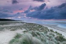 Norfolk Coast Path / This 45 mile national trail takes you through fantastic scenery and makes up part of the North Norfolk Area Of Natural Beauty. Starting in  Hunstanton and finishing up in Cromer the route is a long distance adventure not to be missed, don't pass it up!