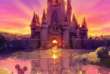 Disney / Thème Disney pour les grands enfants et générations 90's