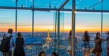 Paris Travel Tips / Destination guides and budget travel tips for an amazing holiday in Paris, France for solo / family / couples / luxury / bucket list trips.