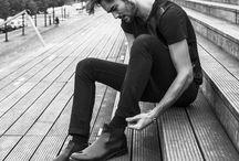 Mode homme / Beauté masculine
