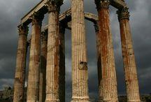 Arquitetura Antiga / Arquitetura antiga, old architecture, ancient architecture